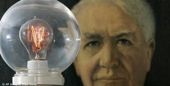10 знаменитих винаходів Томаса Едісона