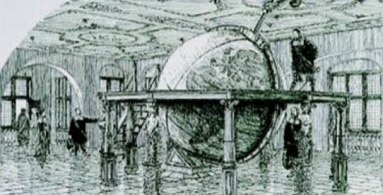 Історія винайдення першого глобуса