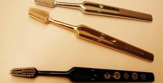Винайдення зубної щітки